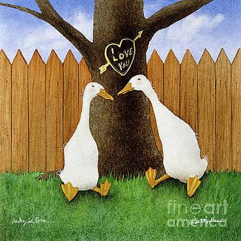 Ducky In Love... by Will Bullas