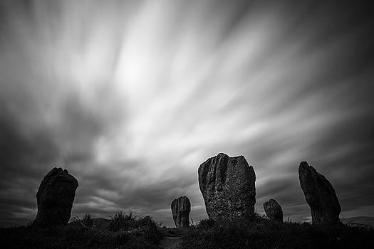 David Taylor - Duddo stone circle