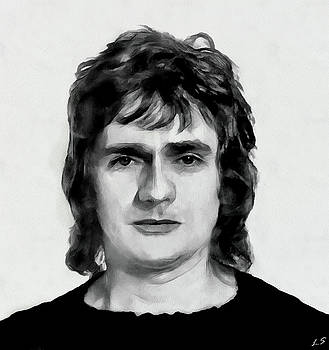 Dudley Moore by Sergey Lukashin