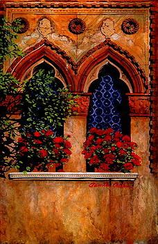 Due Finestre by Pamela Roehm