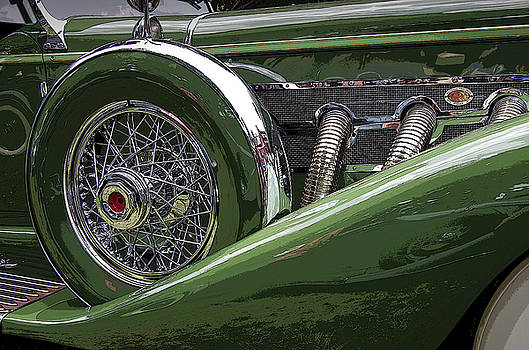 Duesenberg by Jim Mathis