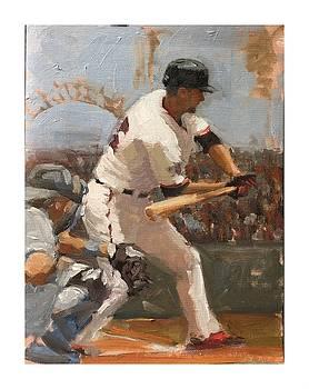 Duffy at Bat by Darren Kerr