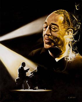 Duke Ellington by Loretta McNair