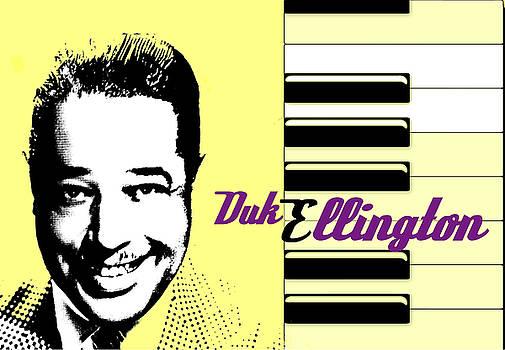 Duke Ellington by Rumiana Nikolova