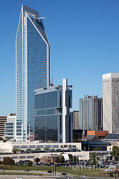 Bill Cobb - Duke Energy Center Downtown Charlotte North Carolina