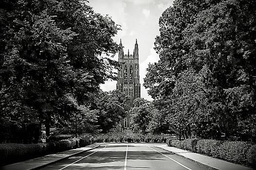 Duke University Chapel by Jessica Brawley