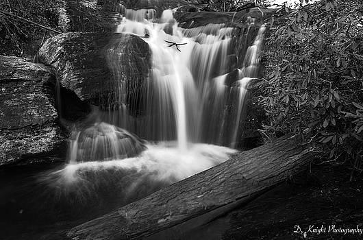 Dukes Creek Falls 4 by Dillon Kalkhurst