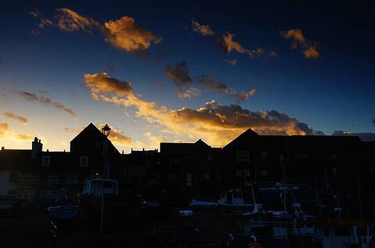 Dunbar Sunset by Nik Watt