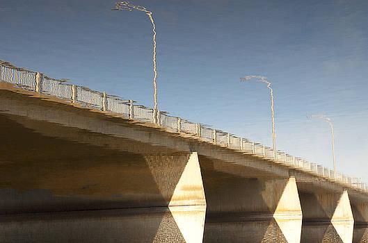 Dundas Street Auto Bridge  by Michael Rutland