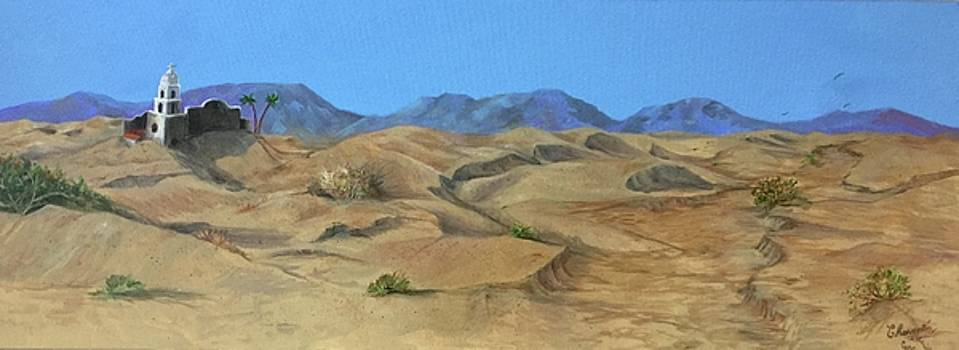 Dune Shadows by Charme Curtin