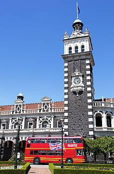Ramunas Bruzas - Dunedin Railway Station