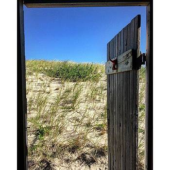 #dunelife #outhouse #capecod by Ben Berry
