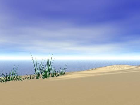 Dunes by Gabi Siebenhuehner