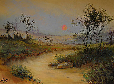 Dunes. by Julia Utiasheva