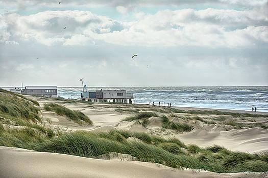 Dunes of Texel by Joachim G Pinkawa