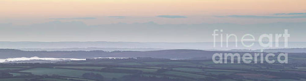 Dunkery Hill Morning  by Andy Myatt