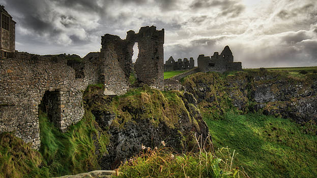 Dunluce Castle by Windy Corduroy