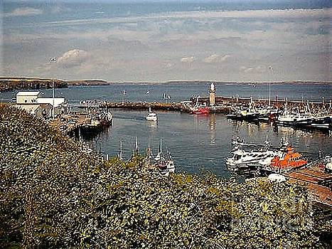 Val Byrne - Dunmore East Harbour  Waterford