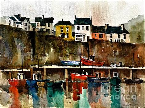 Val Byrne - Dunmore Harbour   Waterford