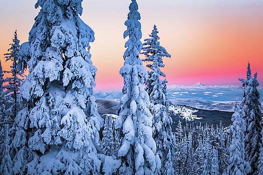 Dunn Peak #2 by Sam Egan