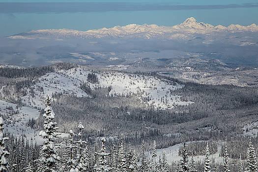 Dunn Peak #3 by Sam Egan