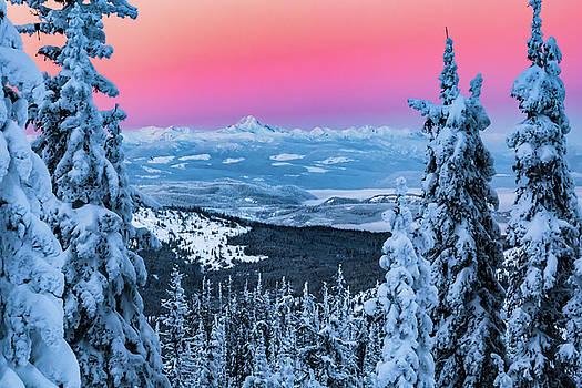 Dunn Peak by Sam Egan