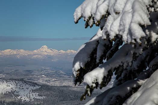 Dunn Peaks #4 by Sam Egan