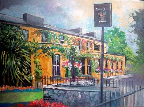 Dunraven Arms Hotel Adare Co Limerick Ireland by Paul Weerasekera