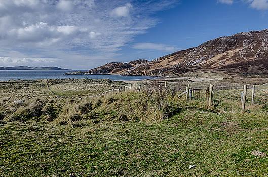Dunree Head and Bay by Martina Fagan