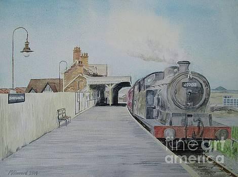 Martin Howard - Dunstable Town Station