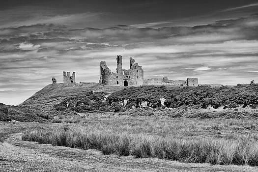 Dunstanburgh Castle by Archaeo Images