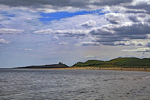 Dunstanburgh Castle  by Tony Murtagh