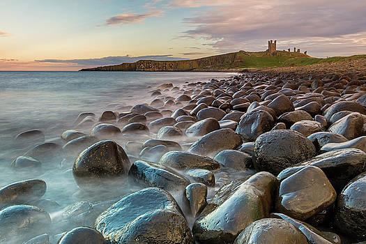 David Taylor - Dunstanburgh sunset