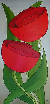 Duo de tulicots by Sonia BOYER