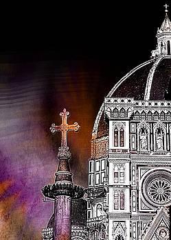 Duomo 1 by Jarmila Gorman