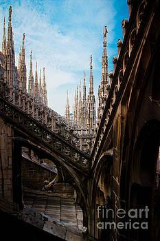 Marc Daly - Duomo di Milano 1