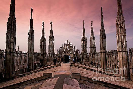Marc Daly - Duomo di Milano 14