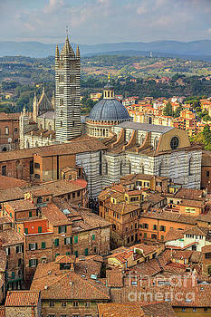 Duomo di Siena by Spencer Baugh