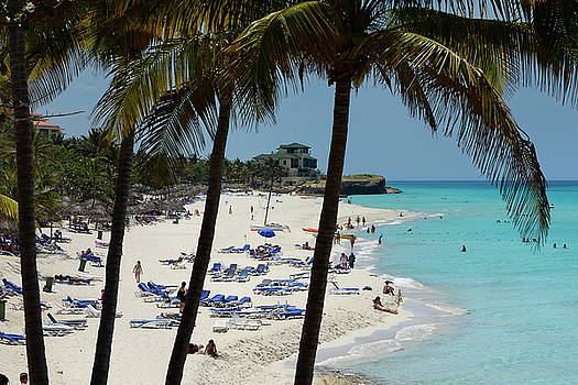 Reimar Gaertner - Dupont Xanadu mansion at white sand beach of Varadero resorts Cu