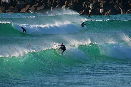 Odille Esmonde-Morgan - Duranbah Surfers