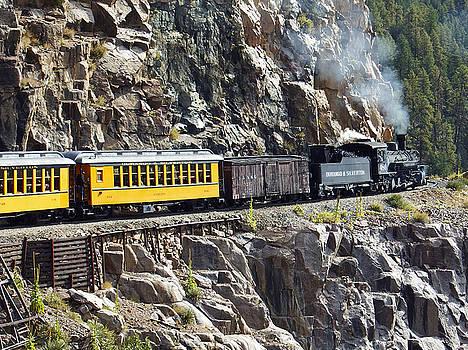 Kurt Van Wagner - Durango and Silverton Railroad