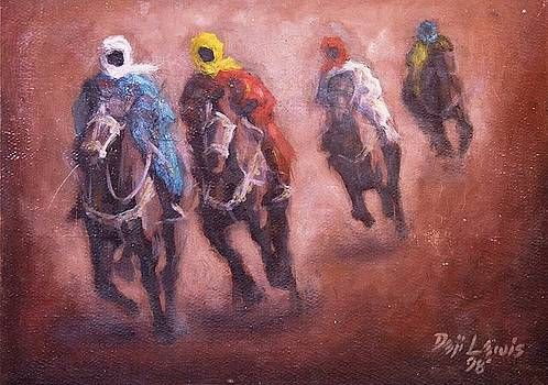 t'alejo-'Durbar' by Deji Lewis