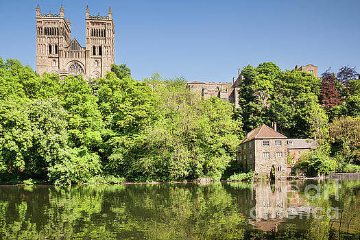 Durham Cathedral by Colin and Linda McKie