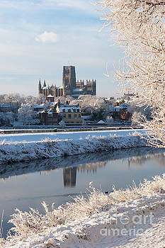 Durham Cathedral Winter by Bryan Attewell
