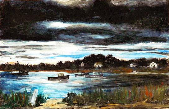 Dusk 1 by Robert Harvey
