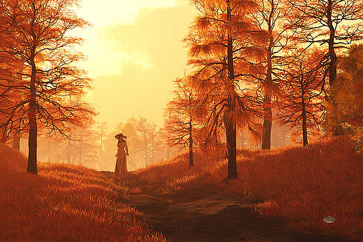 Daniel Eskridge - Dusk Approaches in Sleepy Hollow