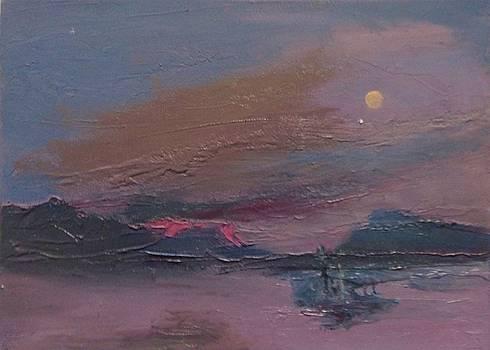 Dusk II by Irena  Jablonski