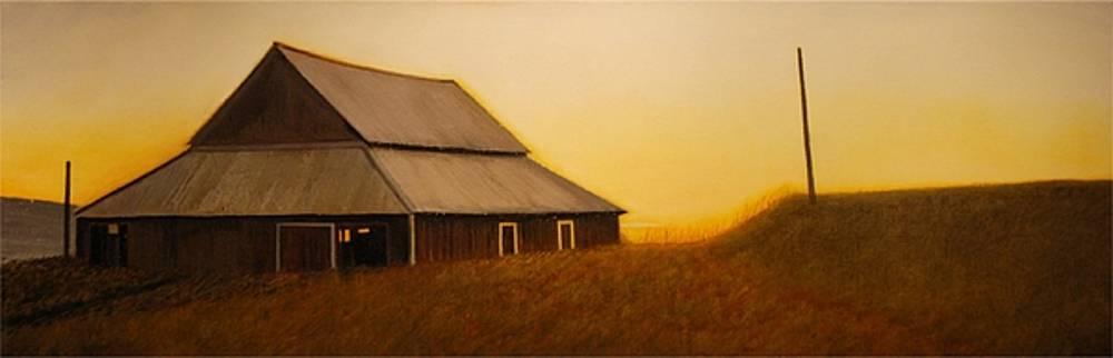 Dusk near Union by Leonard Heid