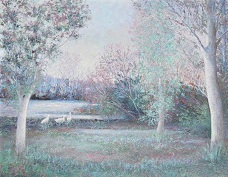 Jan Matson - Dusk landscape