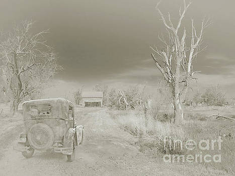 Dust Bowl Days by John Anderson